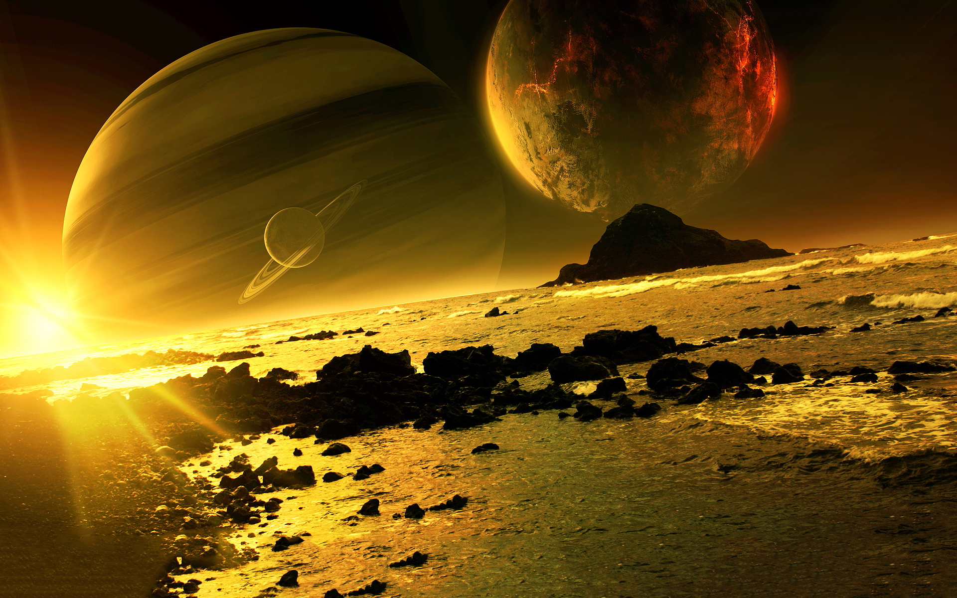 planets-space-art