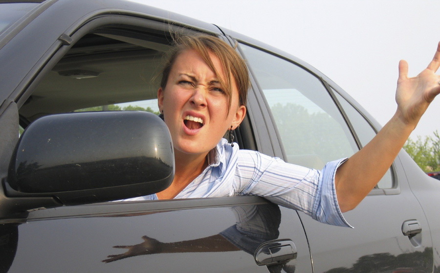 aggressive-woman-driverjpg